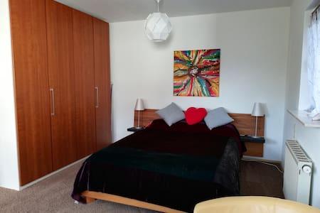 Gemütliche Einzimmerwohnung mit separatem Eingang