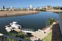 Vistas de la Marina Mazatlán
