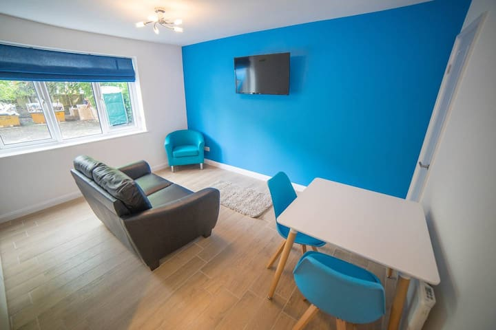 Beautiful brand new studio on Apsley Road, Clifton