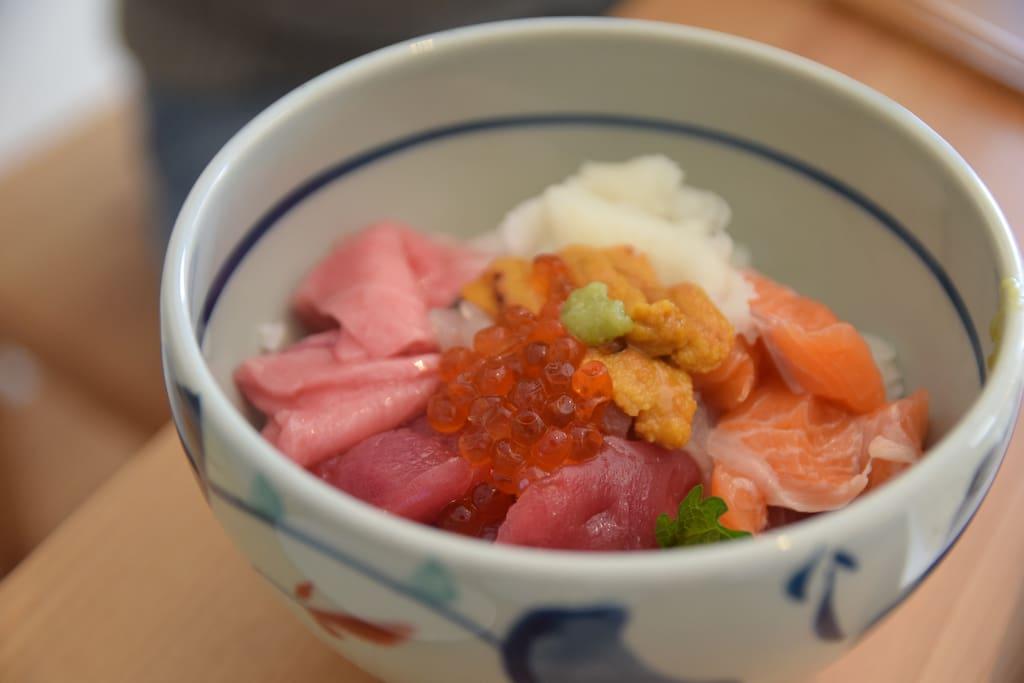 Seafood - don at KIKO (Let's make together)