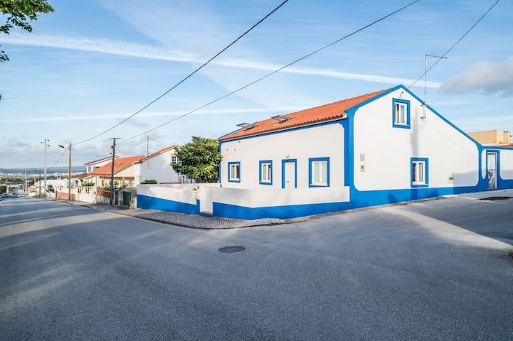 """Small Villa in """"Costa de Prata"""""""