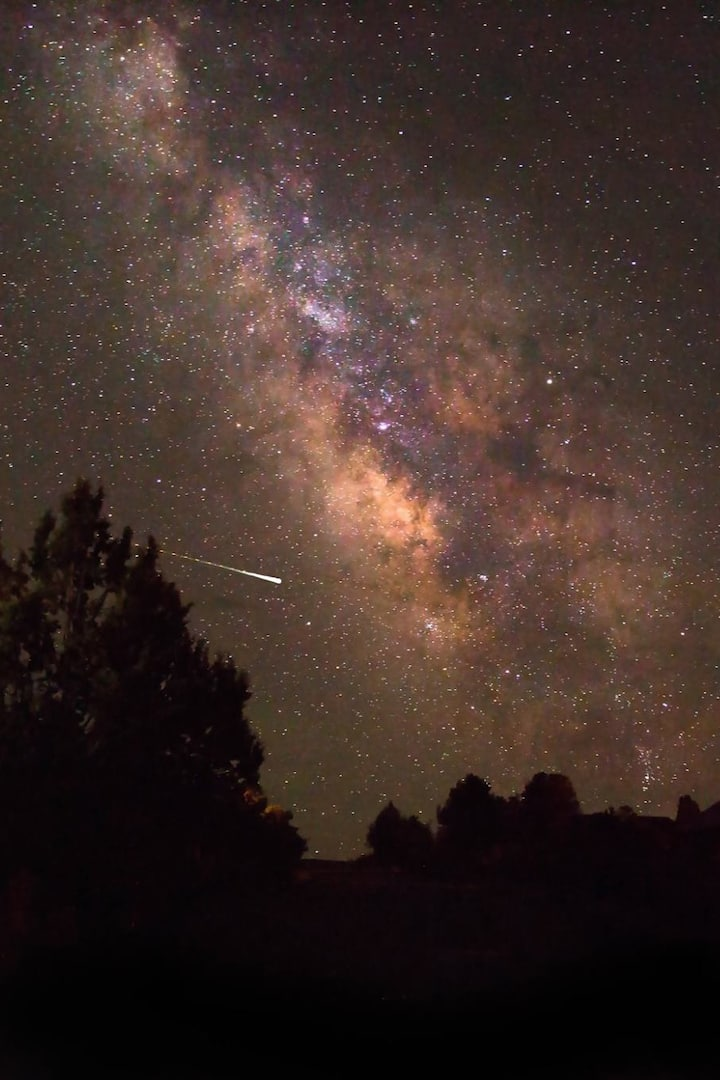 How to make the Milky way POP