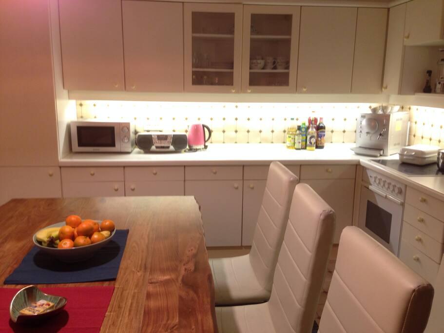 XXL Küche