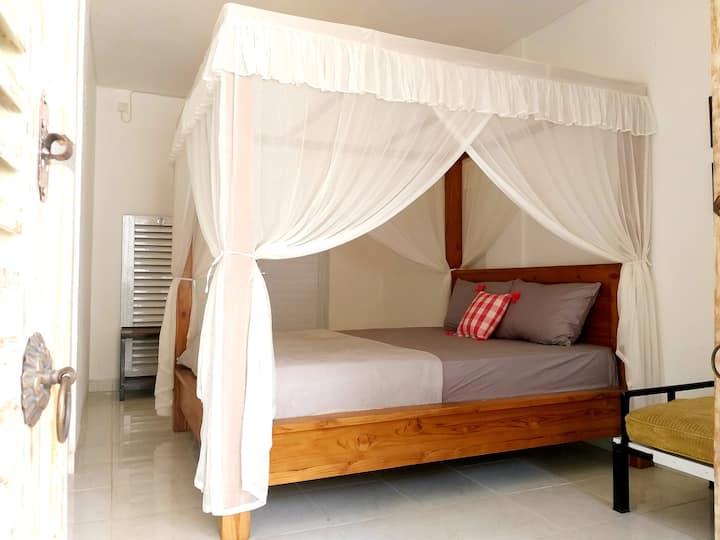 Bali suite room in south kuta #D