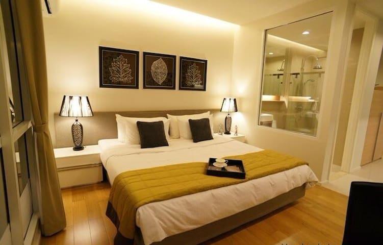 Thai Nice Luxury Suites@Room 2 - Bangkok - Kondominium