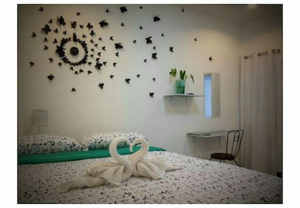 DIY decor feel like your own home - A. Maung
