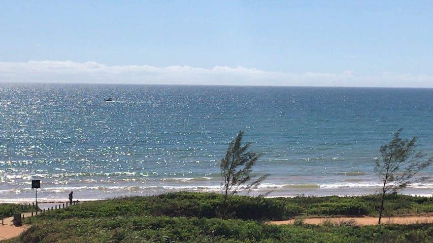 Quitinete Praia Castelhanos - Temporada