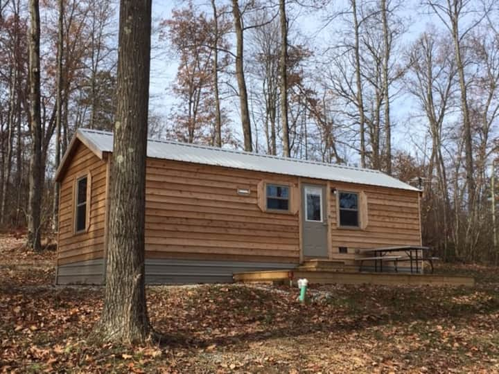 Silver Canoe Campground - Two Bedroom Cabin