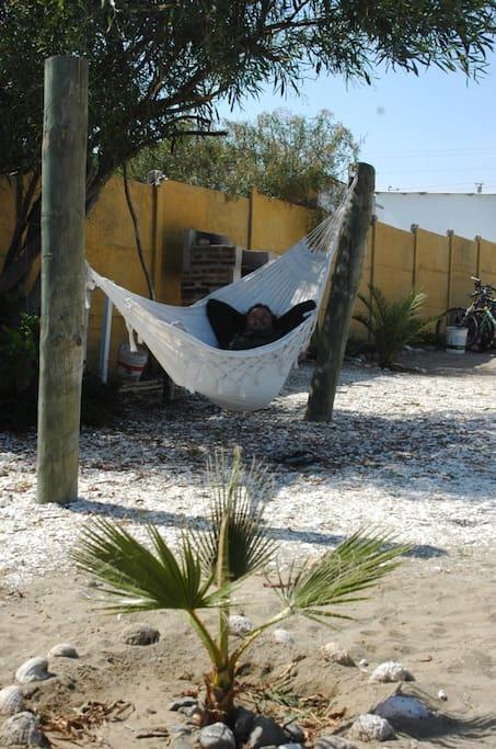Área de descanso
