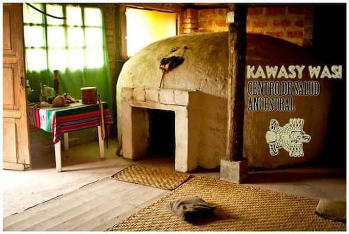 Kawsay Wasy - Descanso y Sanación (Rest & Healing) - Natabuela, Antonio Ante - Inap sarapan