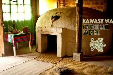 Kawsay Wasy - Descanso y Sanación. - Natabuela, Antonio Ante