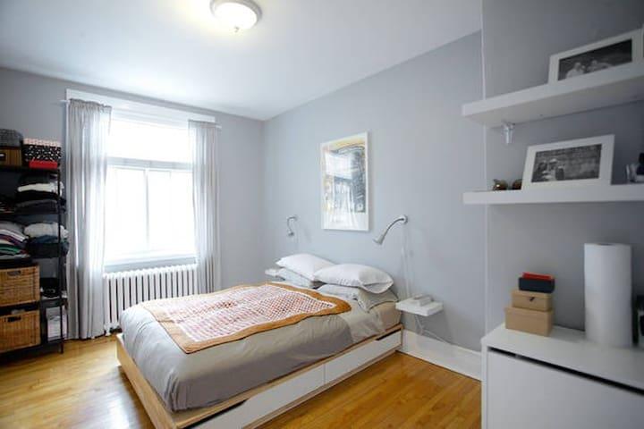 Outremont - Montréal - Wohnung