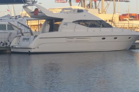 Wallis Azimut 40 - Lisboa - Boot