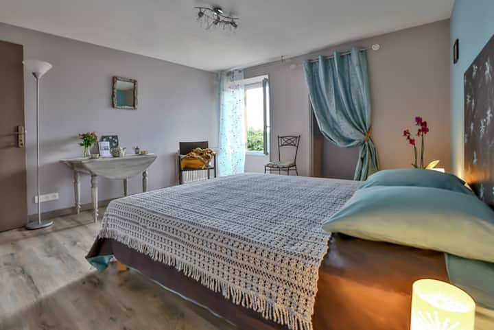 Guest Room ' Bucolic setting'
