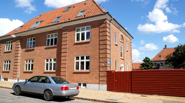 Lækkert enkeltværelse i B&B Odense C