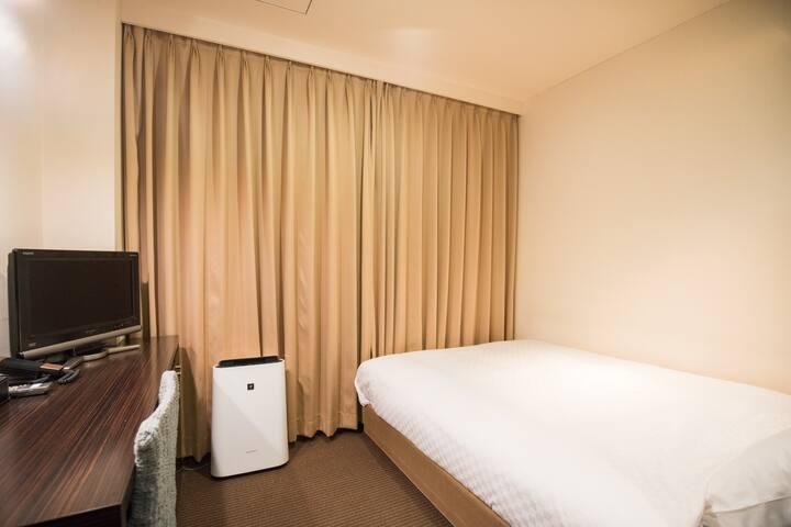 大阪の都市部で長期滞在をお考えのあなたにピッタリのホテルです