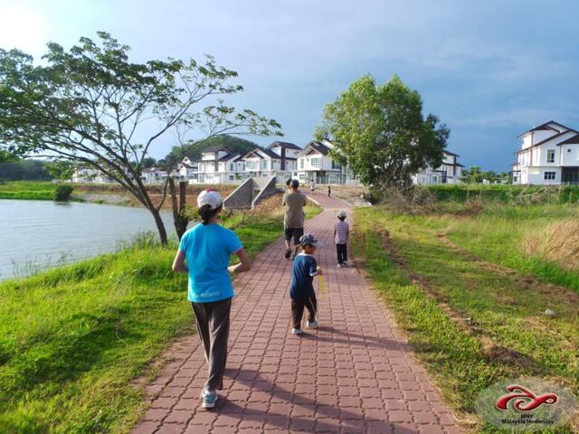 MNY LAKE HOME Homestay Jitra