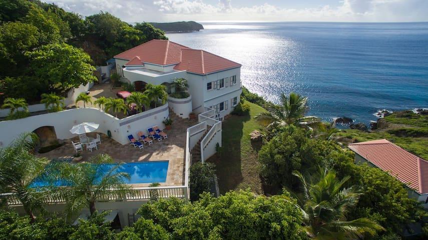 Acqua Blu Villa-Boatman Point Private Association
