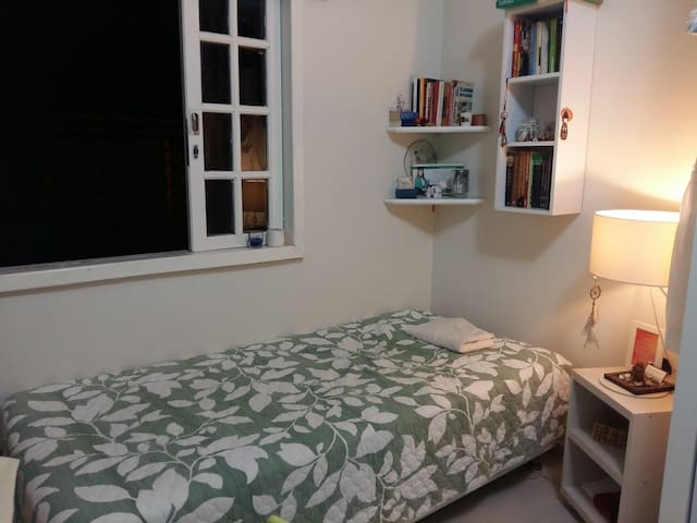 Privative dorm with shared bathroom. - Foz do Iguaçu