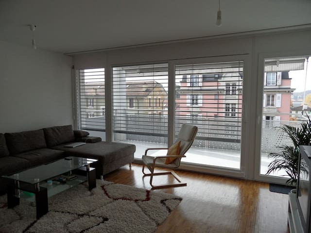 2-bedroom modern apartment close to EPFL - Chavannes-près-Renens - Appartement