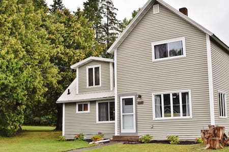 Driftwood Cottage: Northern Bayfield County WI