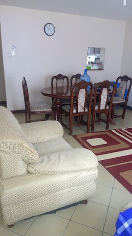 Tastefully simple single room avail - Athi River - Daire