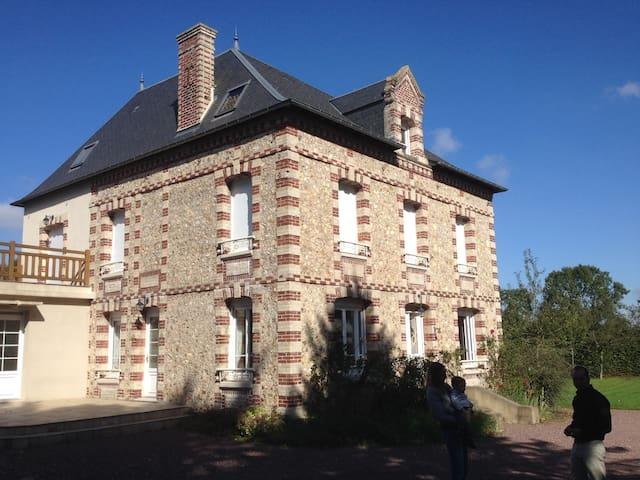 Maison de maître Normande