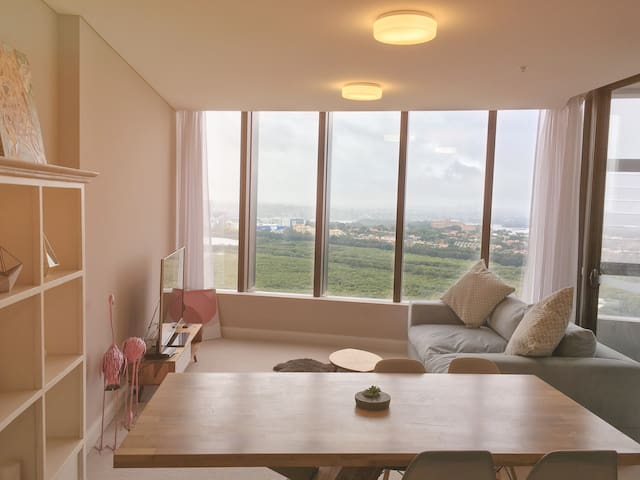 Deluxe 1 bedroom apartment in Sydney Olympic Park
