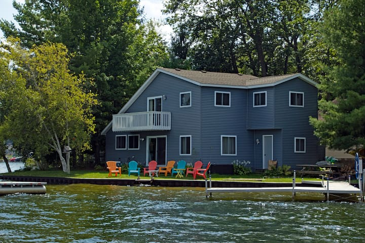 Home Away From Home - Lake George Michigan