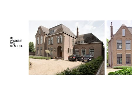 De Pastorie van Giesbeek - Giesbeek - Bed & Breakfast