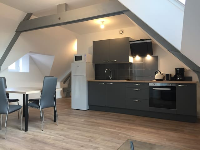Appartement T2 neuf, proche du centre ville