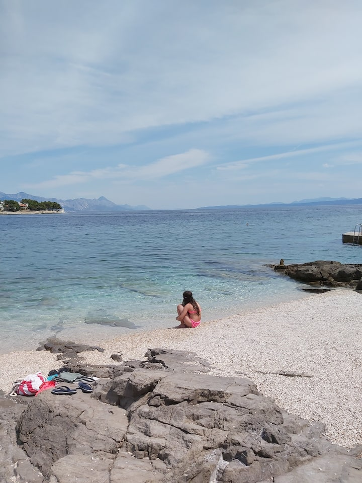 Istinski Mediteran u malom mistu na otoku Braču