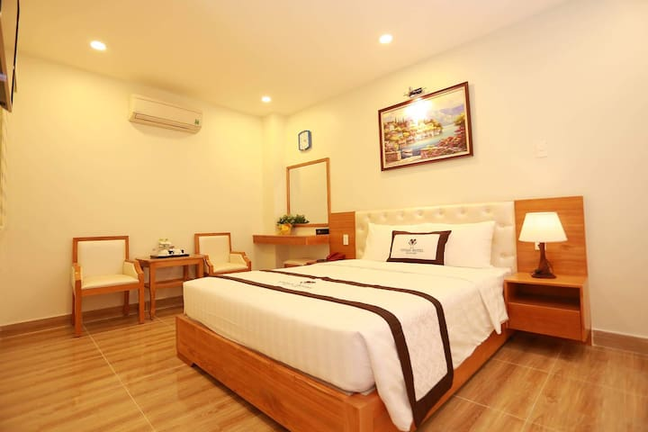 Superior double room for 2 pax