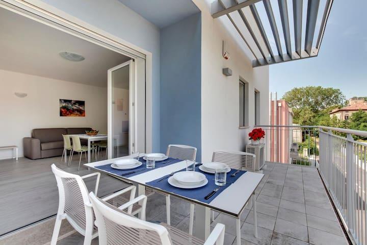 App. 10 Venice Golf Residence Alberoni