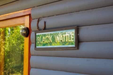 Black Wattle Cabin Turon Gates Capertee