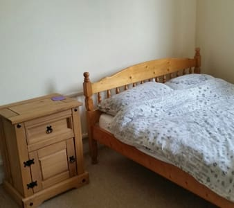 Double room in quiet area on outskirts of Brighton - Saltdean