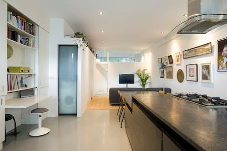 Modern apartment among the canals of Amsterdam - Lakás