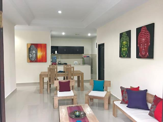 Rumah Toni - 3 Bedrooms