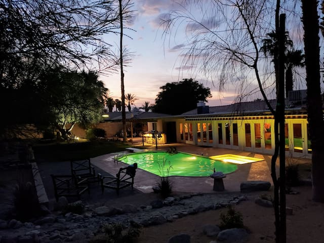 Beautiful Desert Mini Resort