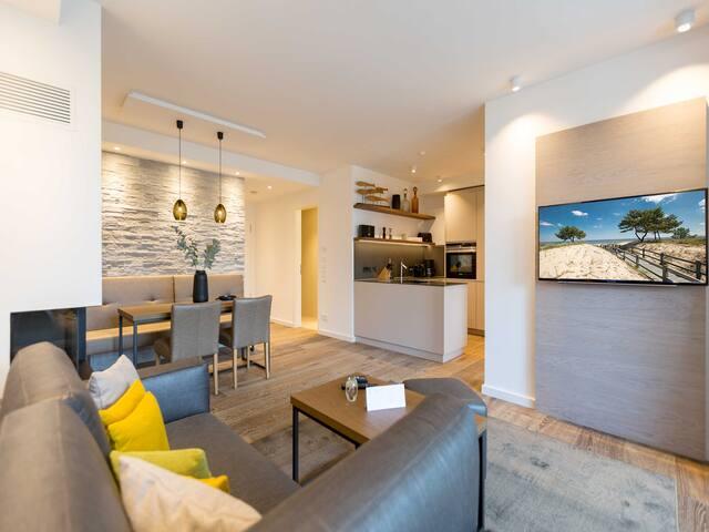 Beachhouse Bansin, Appartement 07