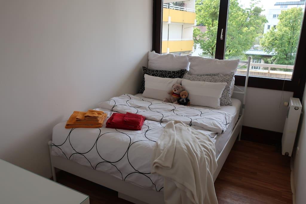 Gästezimmer - Guest room