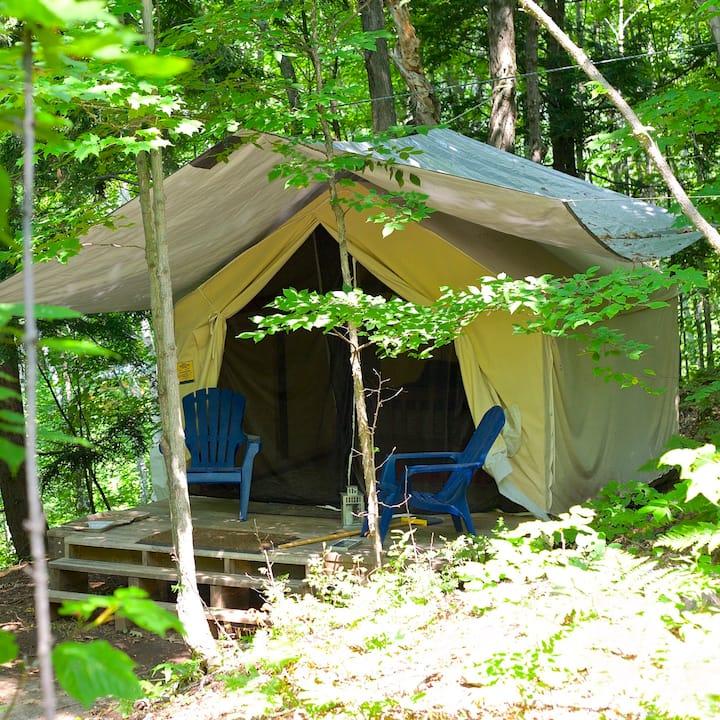 Hemlock Glamping Tent