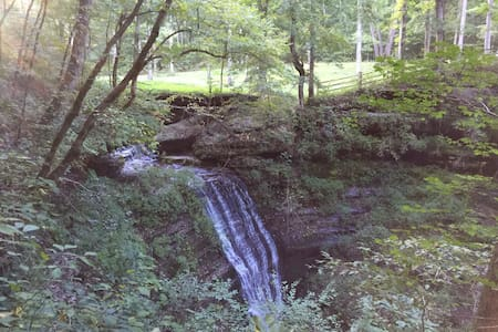 Jenkins Falls Private Retreat - Centerville - 独立屋