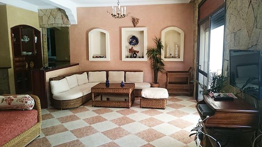 Excellent Appartement en RDC Marina Smir
