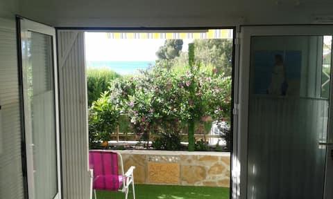 Spectaculaire appartement sur la plage