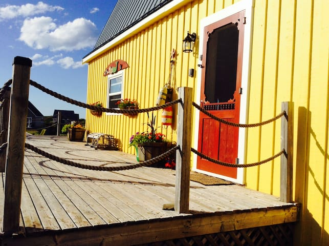 Seaside Cottage in PEI