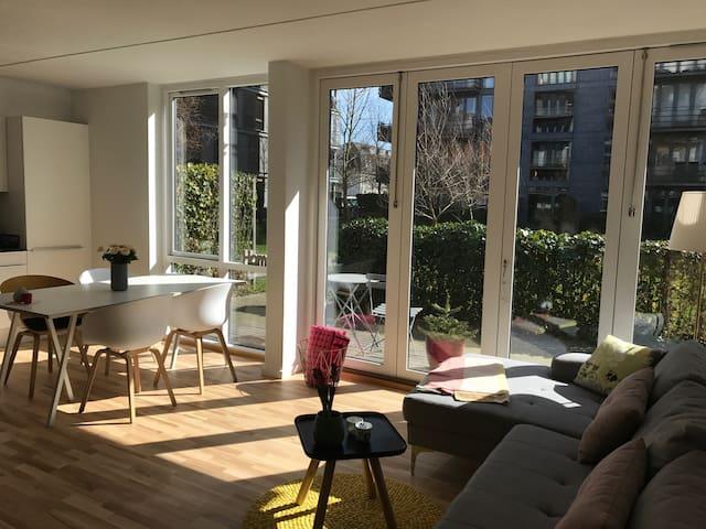 Dejlig lejlighed på Islandsbrygge - København - Lejlighed