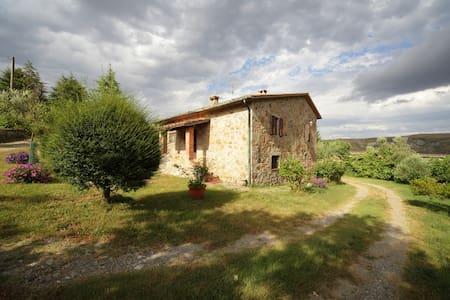 In Toscana, V.d'Orcia, Amiata - Abbadia San Salvatore