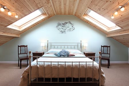 Swallows Nest Suite @ The Dairy Barns