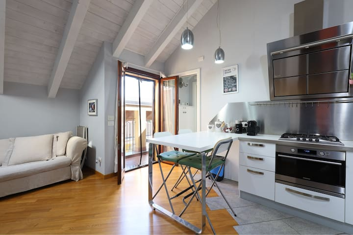 LuLu' Exclusive Apartment Relax-Rho Fiera/Mind